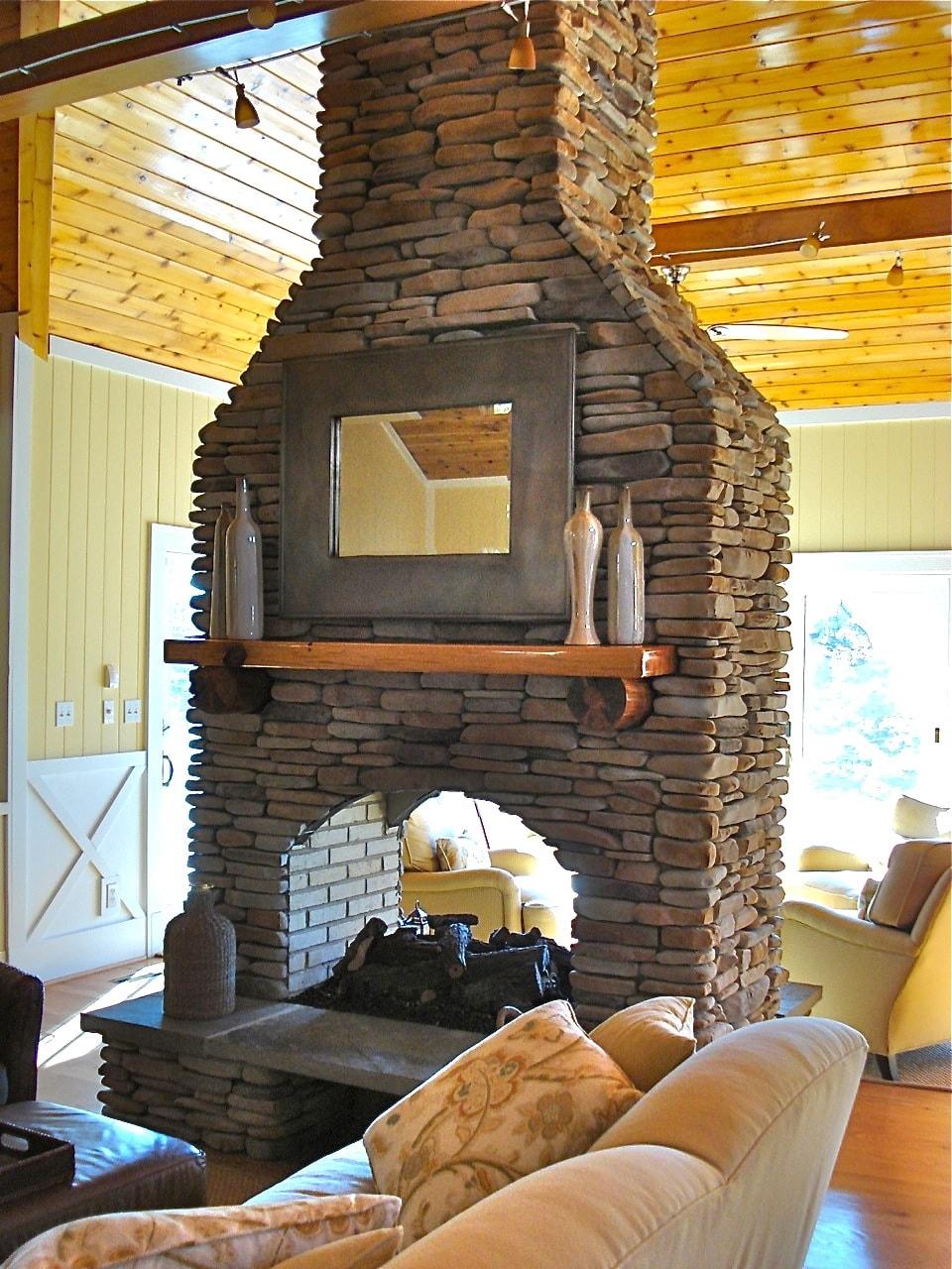 Annapolis-Renovation Project-Fireplace