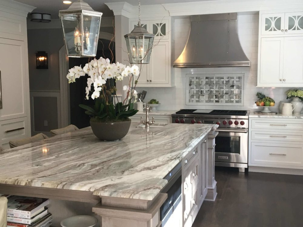 Custom Kitchen Finished in Great Falls Virginia