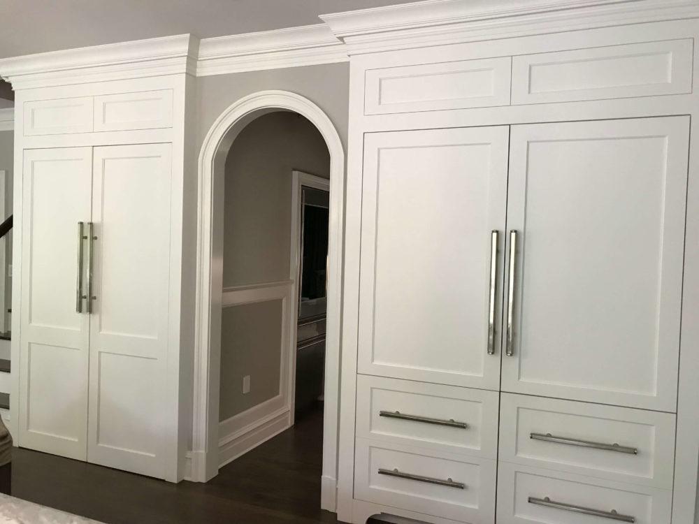 Kelley Astore Interiors Custom Cabinetry Header
