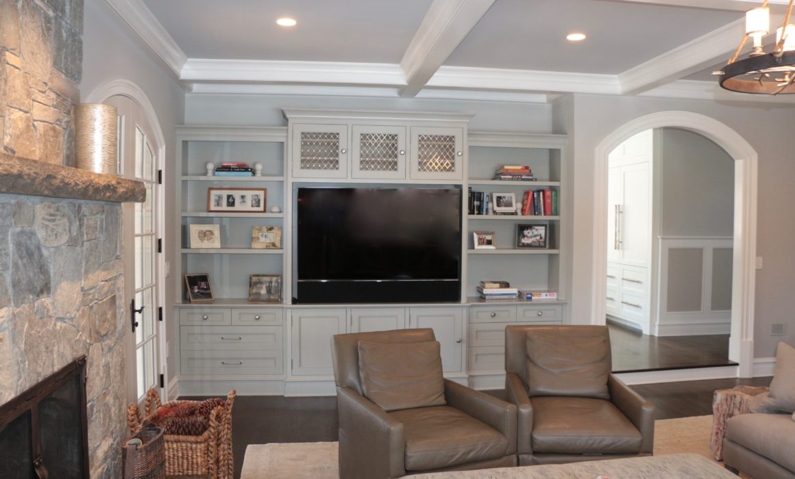 How to Bring Character to a Room Through Woodwork