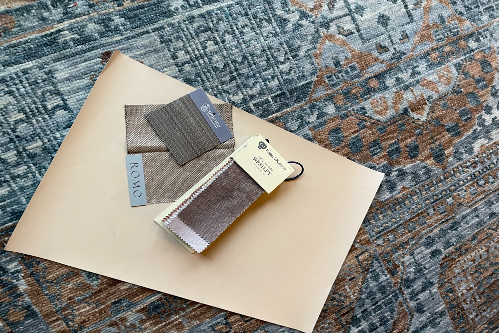 My Favorite Way to Start a Design: Tips and Tricks for Rugs