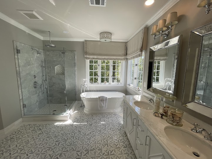 Before and After Transformation: Master Bathroom